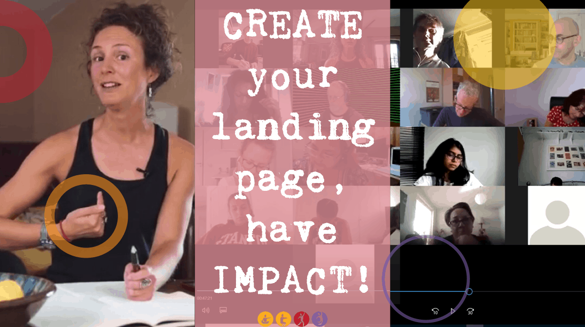 How to create a landing page that has an impact